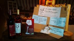 Trio des vins Les Cabas de térésa